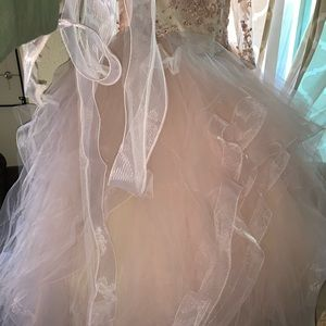 Mori Lee Dresses - Morilee quinceanera dress and doll